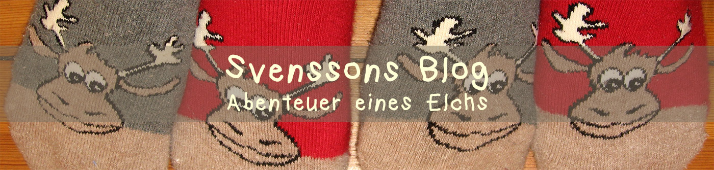 Svenssons Blog